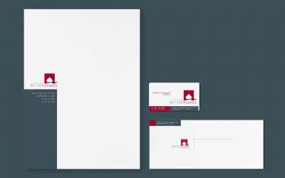 Better Homes Identity Design