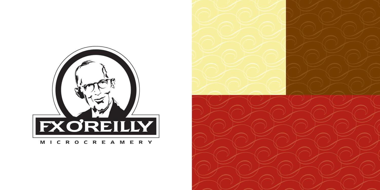 FX O'Reilly Microcreamery Branding