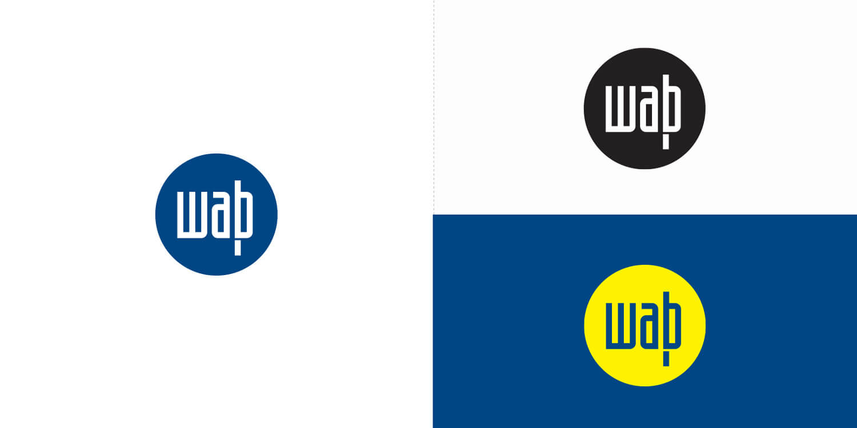 WA Brown & Partners Ad Agency Logo