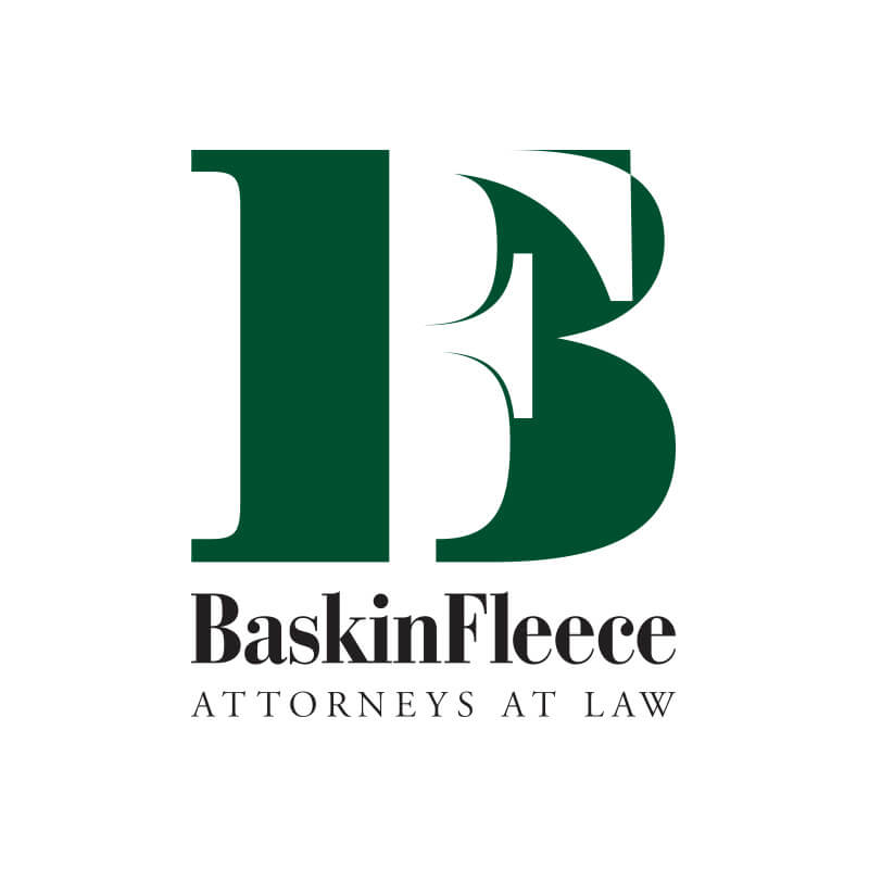 Baskin Fleece Logo Design