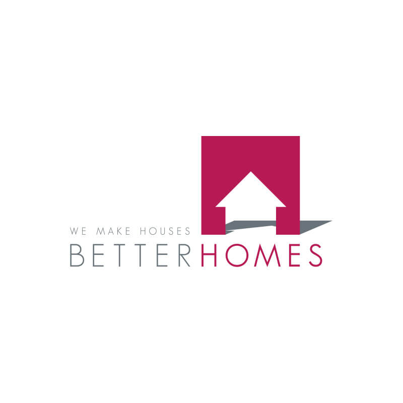 Better Homes Logo Design