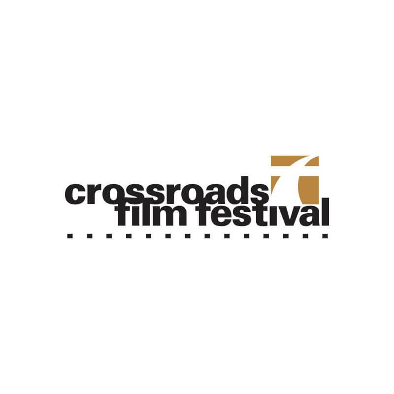 Crossroads Film Festival Logo Design