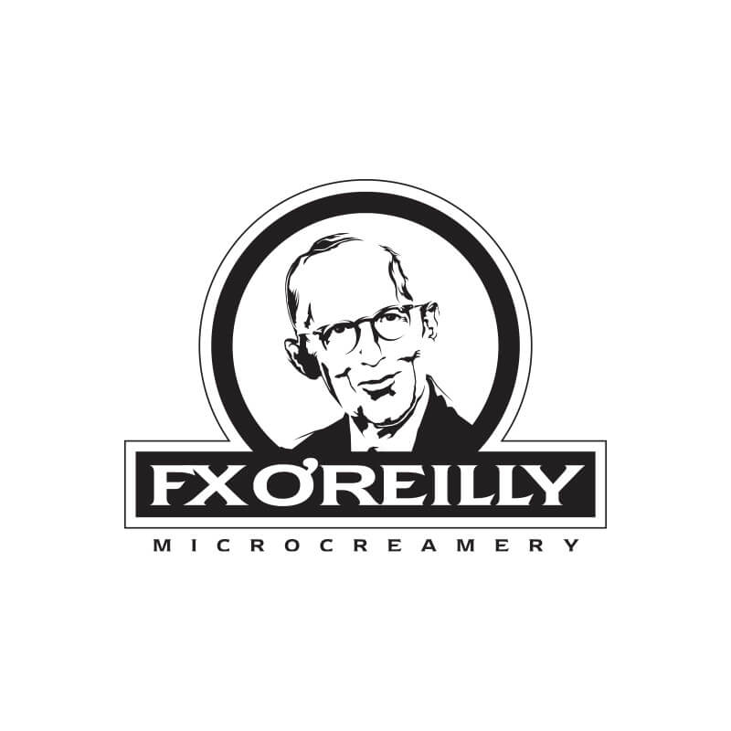 FX O'Reilly Logo Design