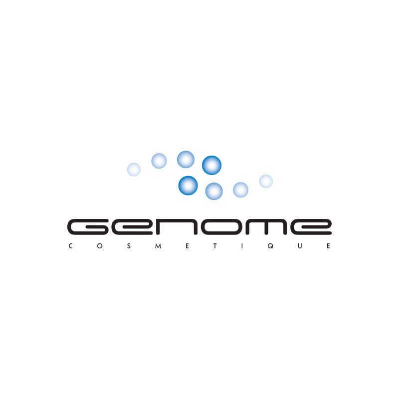 Genome Cosmetique Logo Design